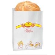 Упаковка из влагопрочной бумаги для горячей выпечки фото