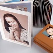 Фотоуслуги, Печать и дизайн фотокниг фото