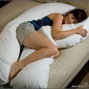 Подушка для беременных у- образная фото