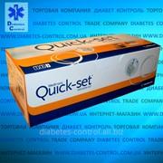Катетеры для инсулиновой помпы Quick-set Medtronic 6/60 (Инфузионный набор) фото