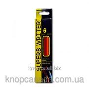 MARCO Набор цветных карандашей 6 цветов серия Superb Writer фото
