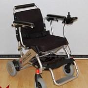 Инвалидная коляска складная с электроприводомLK36B фото