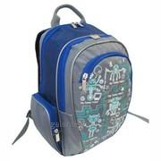 Рюкзак школьный для начальных классов, модель 6716 фото