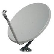 Монтаж спутниковых телевизионных антенн фото