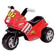 Детский электромобиль Peg-Perego Ducati Mini IGMD0001 Устаревшая модель фото