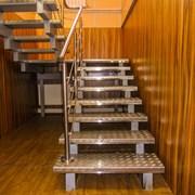 Изготовление лестниц из различных материалов фото