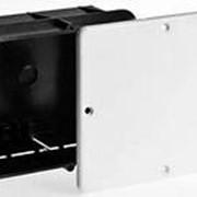 Коробка разветвительная скрытая усиленная с крышкой 130х106 RUVinil/TYCO фото
