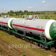 Аренда железнодорожных цистерн для перевозки бензина фото