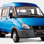 Микроавтобусы ГАЗ-3221 фото