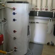 Сплит - система 200 литров фото