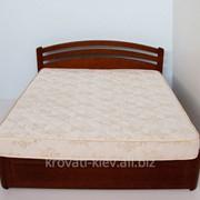 """Двуспальная деревянная кровать """"Натали"""" в Полтаве фото"""