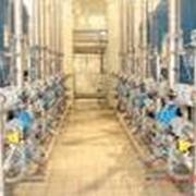 Трубопроводы пара и горячей воды фото