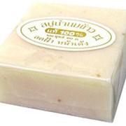 Рисовое мыло Rice Milk Soap, 60 гр. Таиланд фото