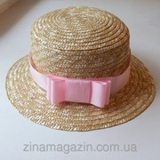 Шляпа канотье 4 фото