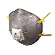 Противоаэрозольный респиратор 3M 9914 фото