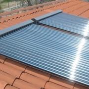 Солнечные водонагреватели европейского производства. фото