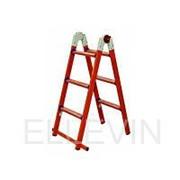 Лестница-стремянка стеклопластиковая ЛСПТД-1,5 фото