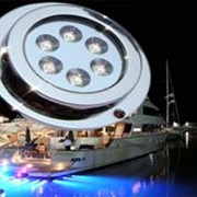 Подводная подсветка фото