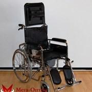 Инвалидная коляска с санустройством LK 6009-46 (U) фото