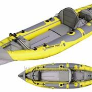 Каркасно-надувной каяк для рыбалки StraitEdge Angler Kayak фото