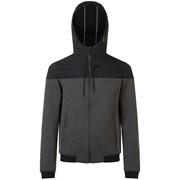 Куртка унисекс VOLTAGE черный меланж/черный, размер 3XL фото