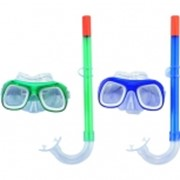 Комплект маски и трубки для плавания фото