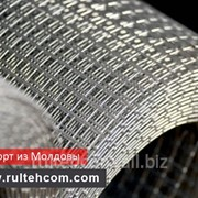 Сетки металлические для строительства и ограждений. Заборы металлические. фото