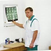 Частная клиника доктора Трофименко по лечению остеохондроза, сколиоза и любых форм радикулитов, даже в сочетании с межпозвонковыми грыжами, а также артрозов, ушибов, растяжений и посттравматических контрактур в Украине, Цена фото