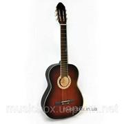 Bandes CG 851 RDS матовая 39'' Гитара классическая c нейлоновыми струнами фото