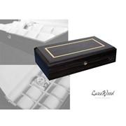 Шкатулка для хранения 12 часов Luxewood LW803-12-5 фото
