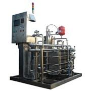 Пастеризационно-охладительная установка пластинчатая (МПКЛ) фото