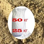 Смесь песчано-соляная фото