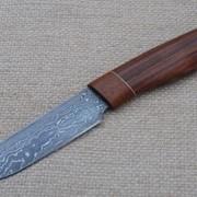 Нож из дамасской стали №98 фото
