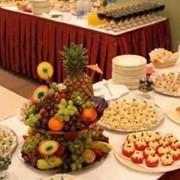 Организация питания и сервисного обслуживани фото