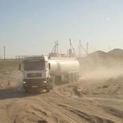 Транспортирование сырой нефти фото