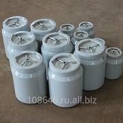 Барабан фарфоровый 5 литров для шаровой мельницы фото