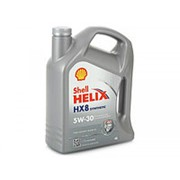 Моторное масло SHELL Helix HX8 Synthetic 5W-30 4 л. 550040542 фото