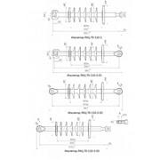 Линейный изолятор ЛКЦ 70-110-2 фото