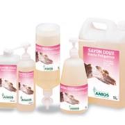 Дерманиос скраб ВЧ -жидкое антисептическое мыло для гигиенического мытья рук фото