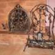 Изготовление кованых каминных решеток под заказ, Украина. фото