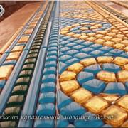 Фриз - карамельная мозаика фото