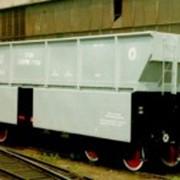 Вагон для угля, Вагон для угля и др. сыпучих грузов модель 12-4034-02, Вагоны грузовые фото