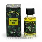 Ароматическое масло CANNABIS 8 мл фото