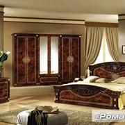 Спальный гарнитур Рома фото