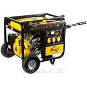 Генератор бензиновый DB5000E, 4,5 кВт, 220В/50Гц, 25 л, электростартер// DENZEL фото