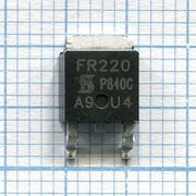 Транзистор IRFR220TRPBF фото