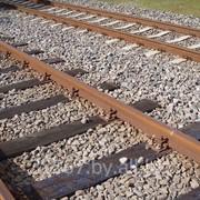 Обслуживание подъездных и подкрановых железнодорожных путей фото