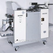 Фальцевальная машина SHOEI MINI SM40 5K– 5 кассетных сгибов + 1 ножевой фото