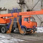 КС-55726 (25т) КАМАЗ 65115 фото