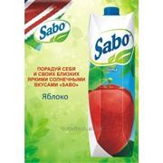 Сок Sabo яблоко фото